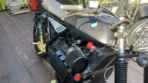 1984 BMW K100 flat-tracker For Sale (picture 25 of 57)