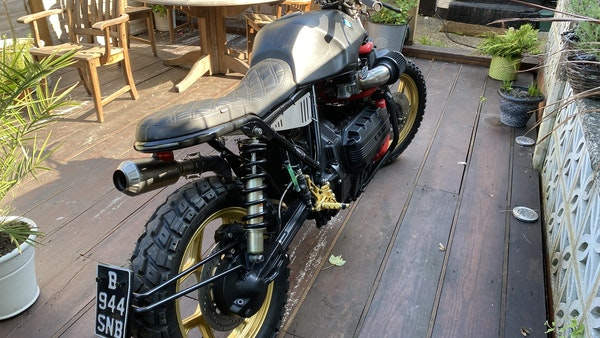 1984 BMW K100 flat-tracker For Sale (picture 8 of 57)