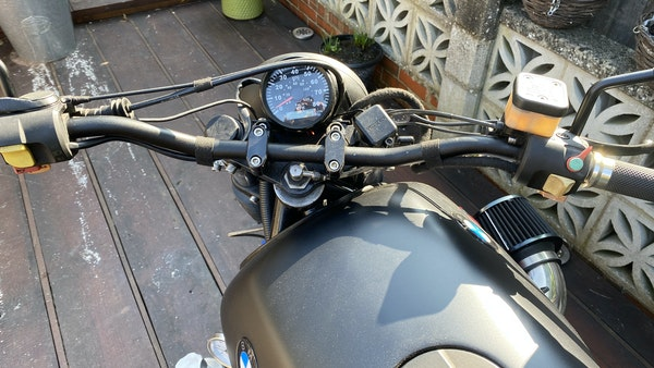 1984 BMW K100 flat-tracker For Sale (picture 27 of 57)