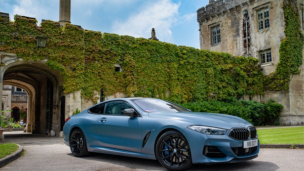 2019 BMW M850i Coupé Halo First Edition For Sale (picture 1 of 112)