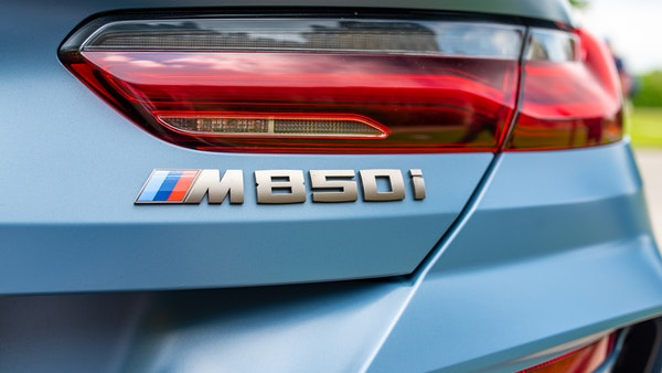 2019 BMW M850i Coupé Halo First Edition For Sale (picture 62 of 112)