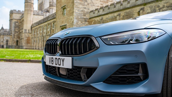 2019 BMW M850i Coupé Halo First Edition For Sale (picture 59 of 112)