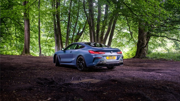2019 BMW M850i Coupé Halo First Edition For Sale (picture 19 of 112)