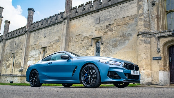 2019 BMW M850i Coupé Halo First Edition For Sale (picture 3 of 112)