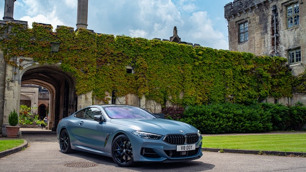 2019 BMW M850i Coupé Halo First Edition For Sale (picture 14 of 112)