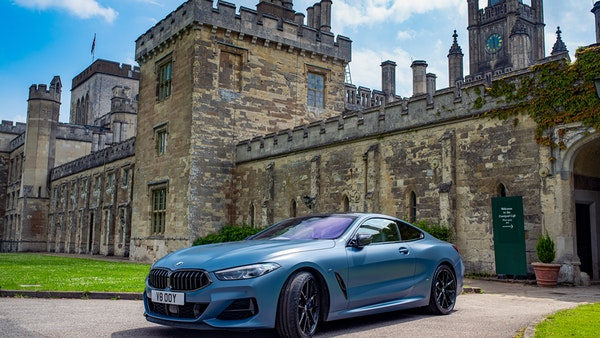 2019 BMW M850i Coupé Halo First Edition For Sale (picture 8 of 112)