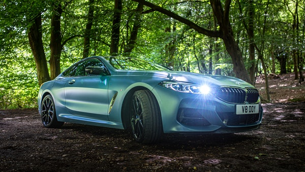 2019 BMW M850i Coupé Halo First Edition For Sale (picture 16 of 112)
