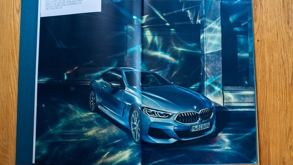 2019 BMW M850i Coupé Halo First Edition For Sale (picture 105 of 112)