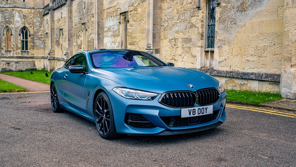 2019 BMW M850i Coupé Halo First Edition For Sale (picture 5 of 112)