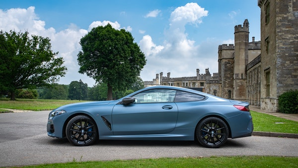 2019 BMW M850i Coupé Halo First Edition For Sale (picture 9 of 112)