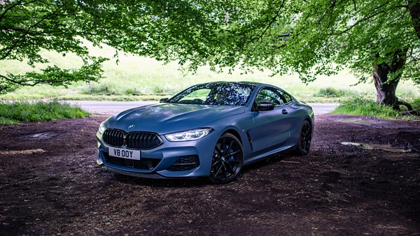 2019 BMW M850i Coupé Halo First Edition For Sale (picture 17 of 112)