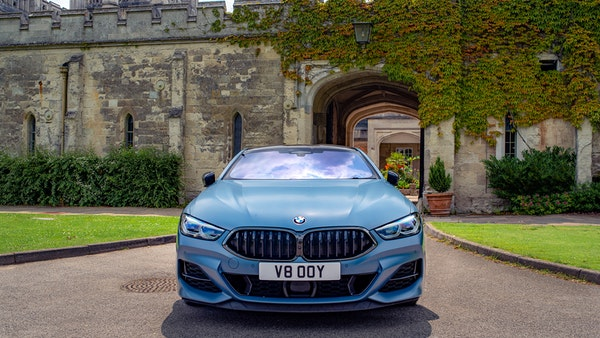 2019 BMW M850i Coupé Halo First Edition For Sale (picture 6 of 112)