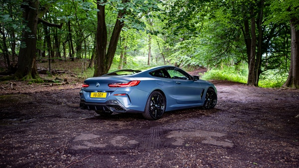 2019 BMW M850i Coupé Halo First Edition For Sale (picture 20 of 112)