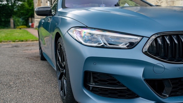 2019 BMW M850i Coupé Halo First Edition For Sale (picture 75 of 112)