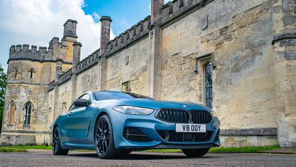 2019 BMW M850i Coupé Halo First Edition For Sale (picture 4 of 112)