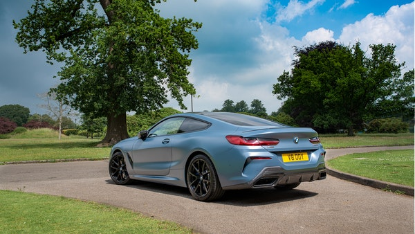 2019 BMW M850i Coupé Halo First Edition For Sale (picture 10 of 112)