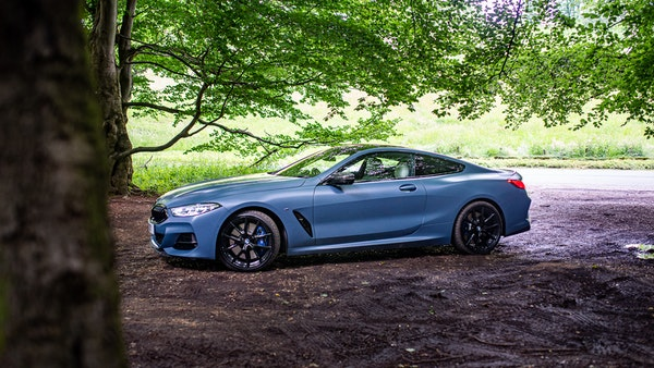 2019 BMW M850i Coupé Halo First Edition For Sale (picture 18 of 112)