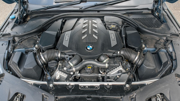 2019 BMW M850i Coupé Halo First Edition For Sale (picture 83 of 112)