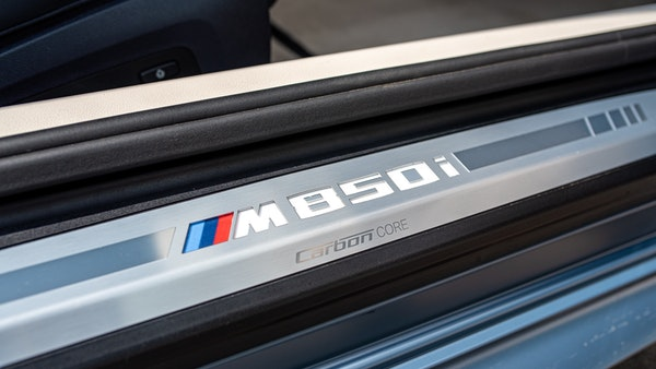 2019 BMW M850i Coupé Halo First Edition For Sale (picture 38 of 112)