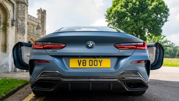 2019 BMW M850i Coupé Halo First Edition For Sale (picture 58 of 112)