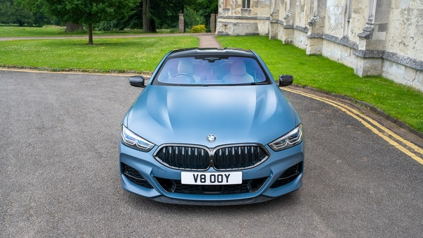2019 BMW M850i Coupé Halo First Edition For Sale (picture 7 of 112)