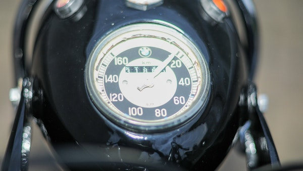 1953 BMW R68 with Royal Seitenwagen Sidecar For Sale (picture 26 of 99)
