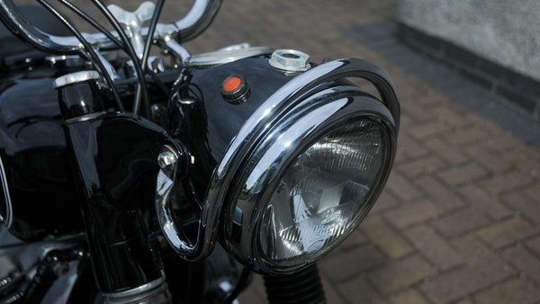 1953 BMW R68 with Royal Seitenwagen Sidecar For Sale (picture 20 of 99)