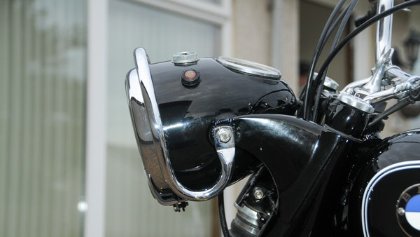 1953 BMW R68 with Royal Seitenwagen Sidecar For Sale (picture 44 of 99)