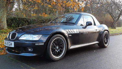 NO RESERVE! - 2000 BMW Z3 3.0i