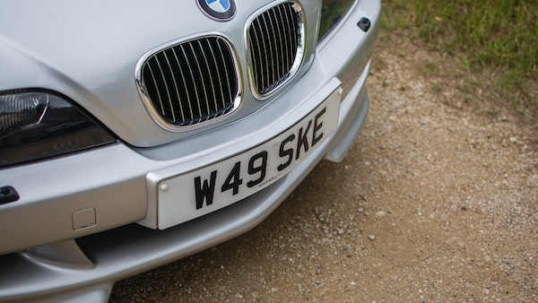 2000 BMW Z3 M Roadster For Sale (picture 81 of 165)