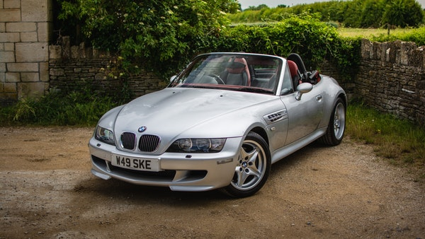 2000 BMW Z3 M Roadster For Sale (picture 1 of 165)