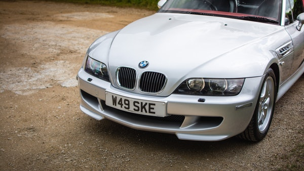 2000 BMW Z3 M Roadster For Sale (picture 94 of 165)