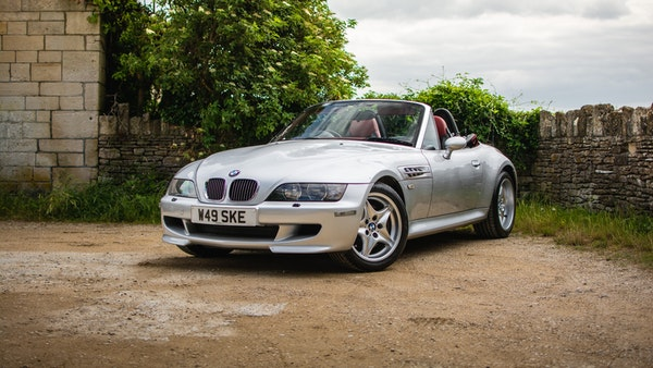 2000 BMW Z3 M Roadster For Sale (picture 8 of 165)
