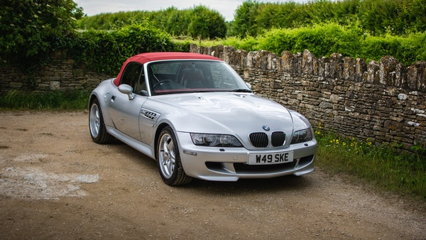 2000 BMW Z3 M Roadster For Sale (picture 20 of 165)