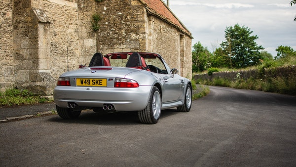 2000 BMW Z3 M Roadster For Sale (picture 22 of 165)