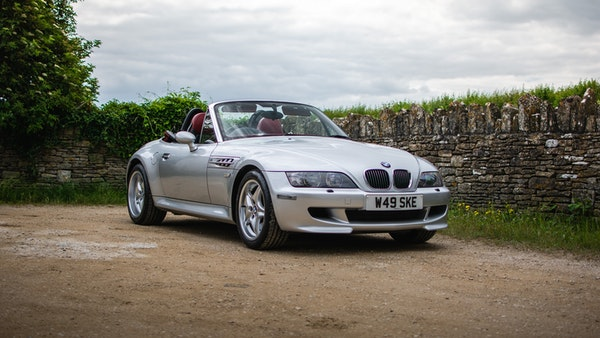 2000 BMW Z3 M Roadster For Sale (picture 3 of 165)