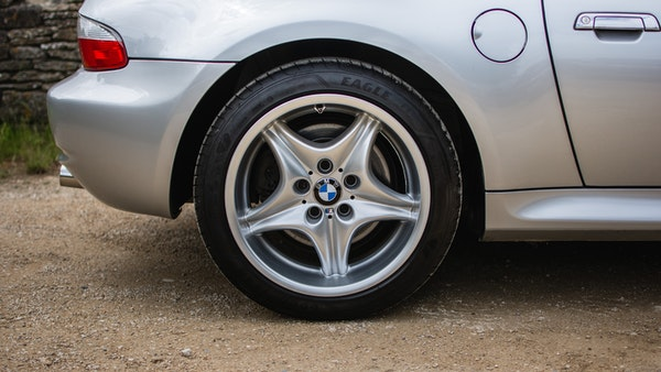 2000 BMW Z3 M Roadster For Sale (picture 97 of 165)