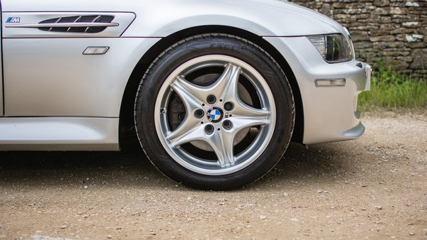 2000 BMW Z3 M Roadster For Sale (picture 96 of 165)