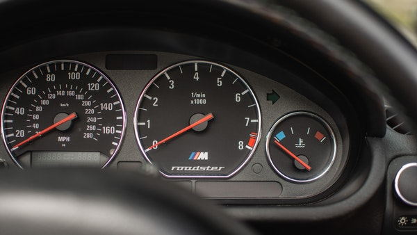 2000 BMW Z3 M Roadster For Sale (picture 28 of 165)