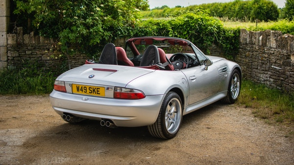 2000 BMW Z3 M Roadster For Sale (picture 13 of 165)