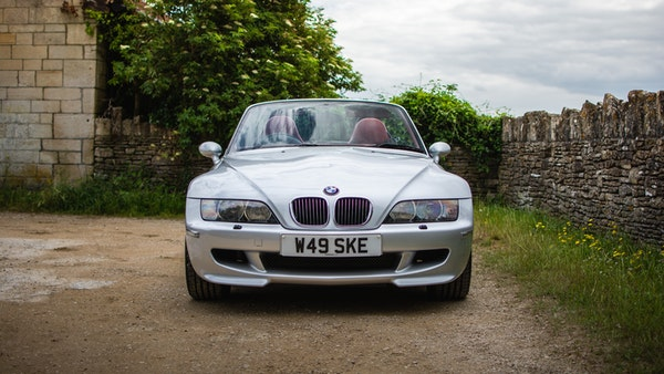 2000 BMW Z3 M Roadster For Sale (picture 6 of 165)