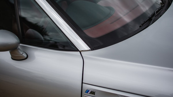 2000 BMW Z3 M Roadster For Sale (picture 78 of 165)