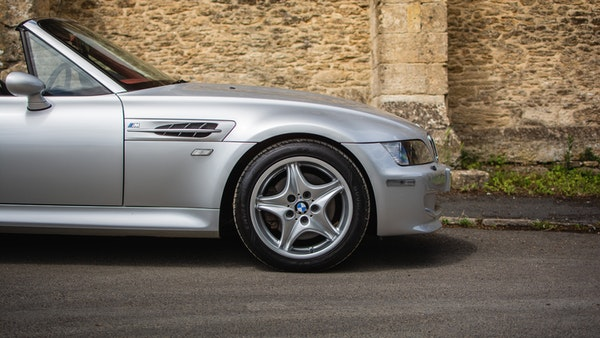 2000 BMW Z3 M Roadster For Sale (picture 5 of 165)