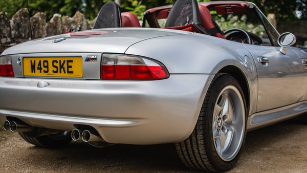 2000 BMW Z3 M Roadster For Sale (picture 102 of 165)