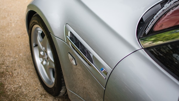 2000 BMW Z3 M Roadster For Sale (picture 89 of 165)