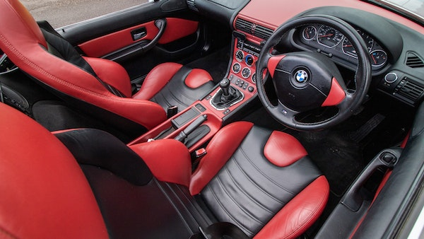 2000 BMW Z3 M Roadster For Sale (picture 29 of 165)