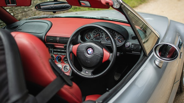 2000 BMW Z3 M Roadster For Sale (picture 25 of 165)