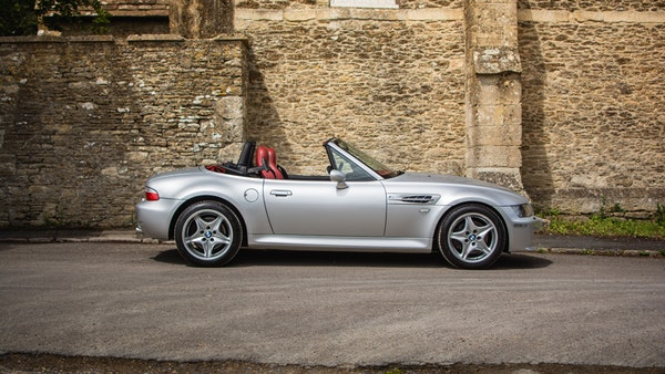 2000 BMW Z3 M Roadster For Sale (picture 9 of 165)