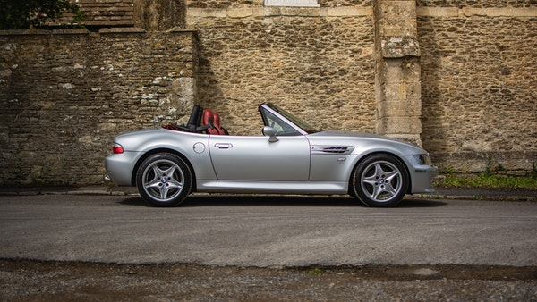 2000 BMW Z3 M Roadster For Sale (picture 15 of 165)