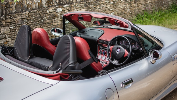 2000 BMW Z3 M Roadster For Sale (picture 103 of 165)